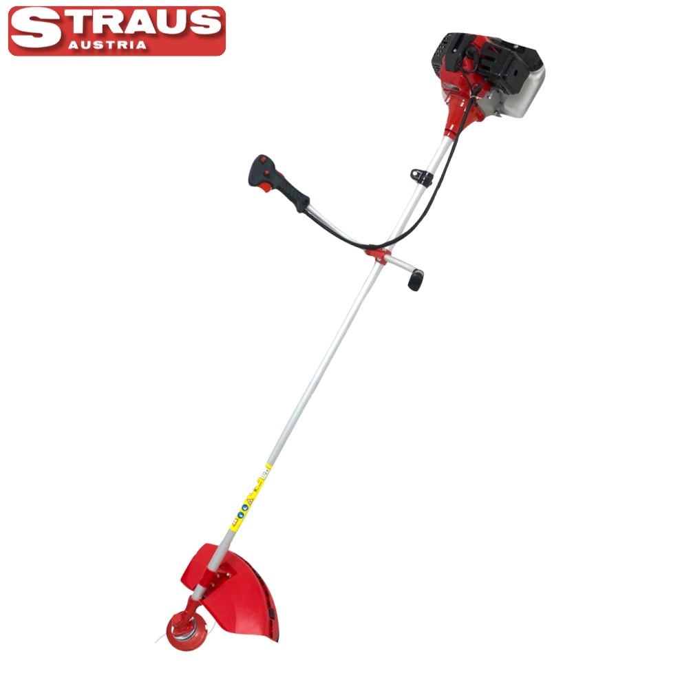 Straus Benzine Bosmaaier 52cc 5,2pK + 12 accessoires