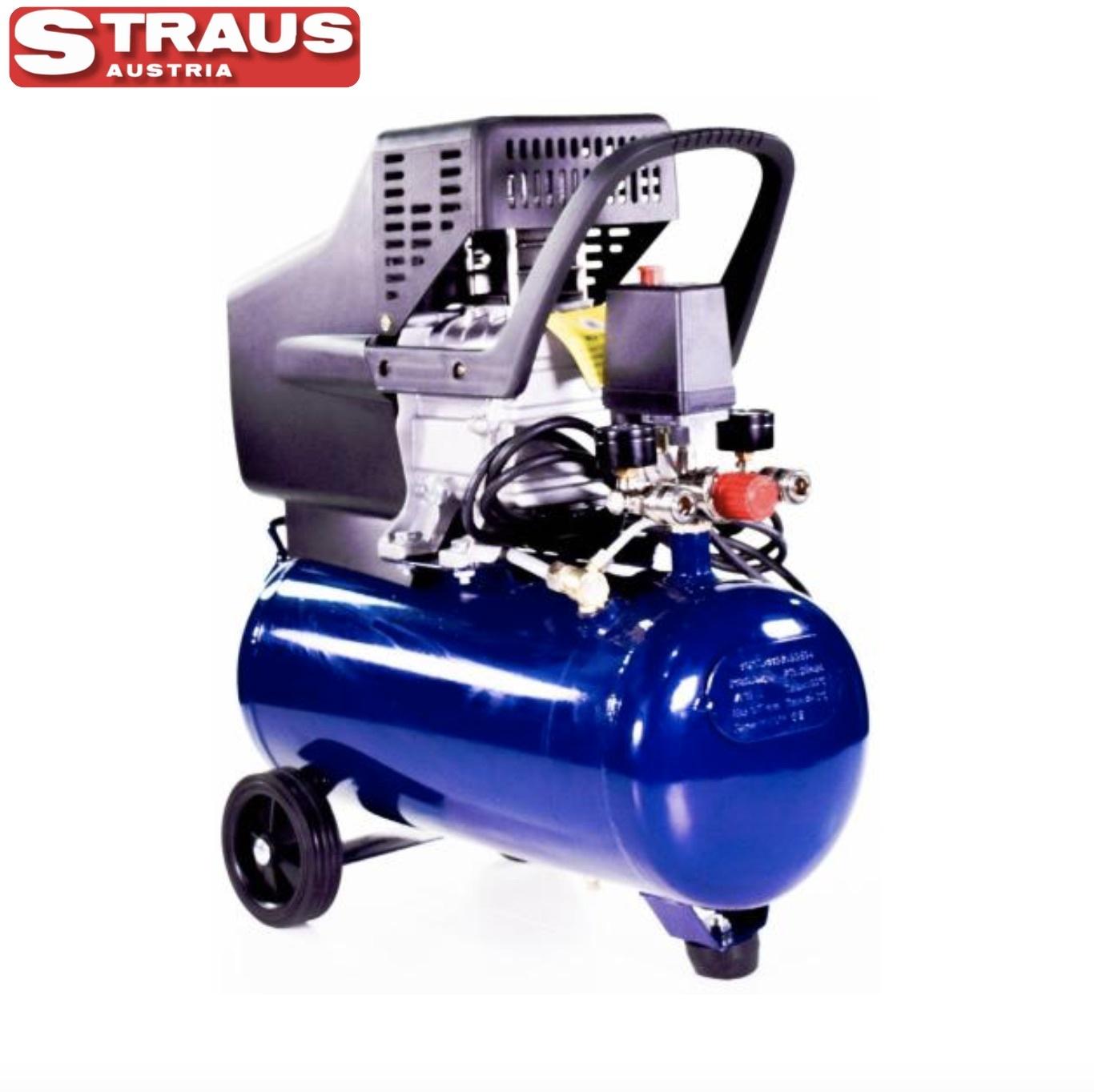 Straus Compressor 25l 110l/min
