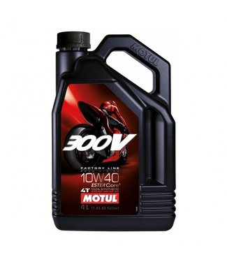 Motul Motul 300V full synthetic 10w40 road racing