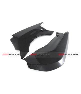 Fullsix Ducati 899/959 carbon fibre swingarm cover