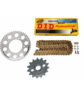 D.I.D. Chain kit Triumph