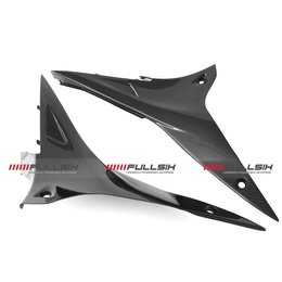 Fullsix Aprilia RSV4 carbon tank panelen