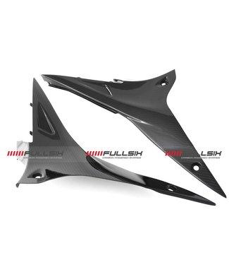 Fullsix Aprilia RSV4 carbon fibre tank fairing