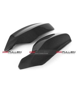 Fullsix Ducati Multistrada 1260/1200/950 carbon fibre hand guard extensions