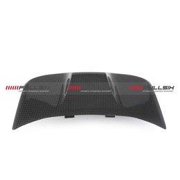 Fullsix Ducati Multistrada 1200 2015- carbon contactslot cover