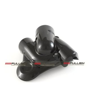 Fullsix Ducati Multistrada 1260/1200/950 carbon fibre waterpump cover