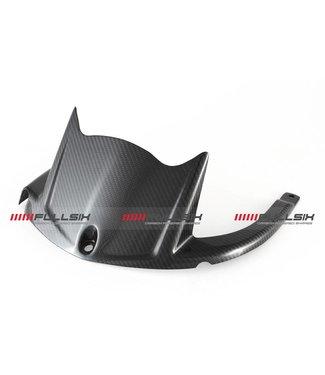 Fullsix Kawasaki ZX-10R carbon fibre rear mudguard