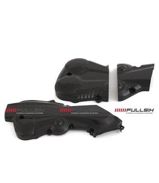 Fullsix Ducati Multistrada 1200 2010-2014 carbon fibre cambelt cover