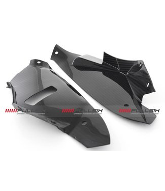 Fullsix BMW S1000RR carbon fibre top fairing covers 2015-