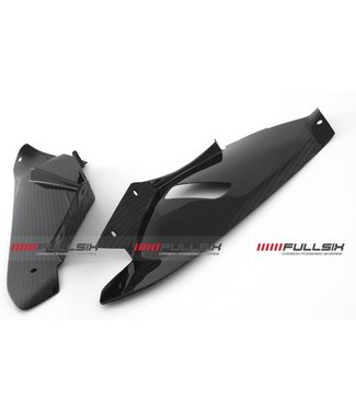 Fullsix BMW S1000RR carbon fibre top fairing covers 2009-2014