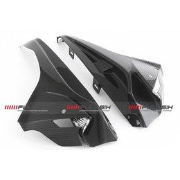 Fullsix BMW S1000RR carbon zijpaneel covers 2015-