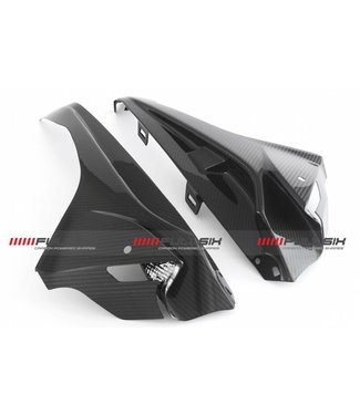 Fullsix BMW S1000RR carbon fibre side panel covers 2015-2018