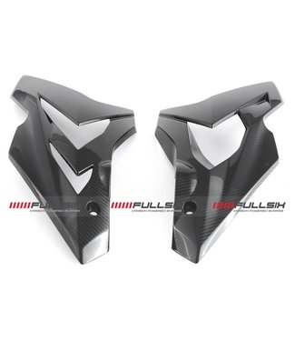 Fullsix BMW S1000R carbon fibre side panels