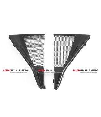 Fullsix MV Agusta F3 carbon fibre radiator fairing
