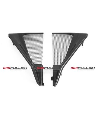 Fullsix MV Agusta F3 carbon radiateur kappen