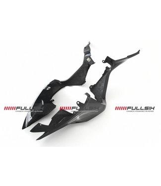 Fullsix MV Agusta F3 carbon fibre seat panels
