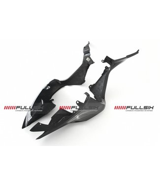 Fullsix MV Agusta F3 carbon zitje panelen