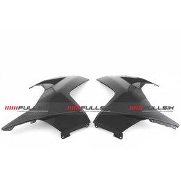 Fullsix MV Agusta F3 carbon zijpanelen
