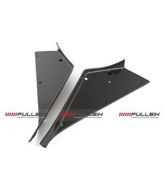 Fullsix MV Agusta F3 carbon fibre side panel covers