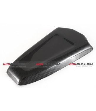 Fullsix Ducati V4 carbon fibre bottom tank guard