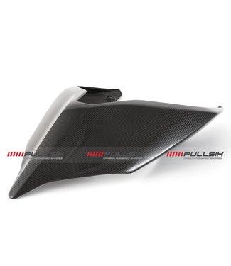 Fullsix Ducati V4 carbon fibre  seat cover