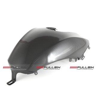 Fullsix Ducati Diavel carbon fibre lower tank cover