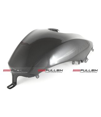 Fullsix Ducati Diavel carbon tankcover onder