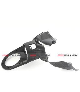 Fullsix Ducati Diavel carbon fibre upper tank cover