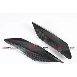 Fullsix Ducati 899/959/1199/1299 carbon tank panelen