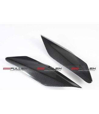 Fullsix Ducati 899/959/1199/1299 carbon fibre tank panels