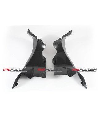 Fullsix Ducati 899/959/1199/1299 carbon topkuip binnenpanelen
