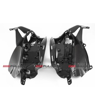 Fullsix Ducati 899/959/1199/1299 carbon electronica houders