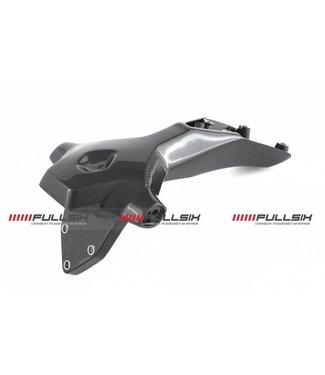 Fullsix Ducati 899/959/1199/1299 carbon nummerplaat houder