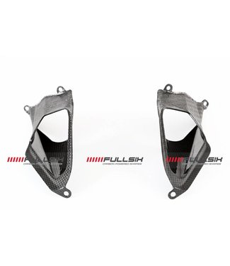 Fullsix Ducati 899/1199 carbon fibre undertail vents