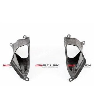 Fullsix Ducati 899/1199 carbon undertail ventilatie
