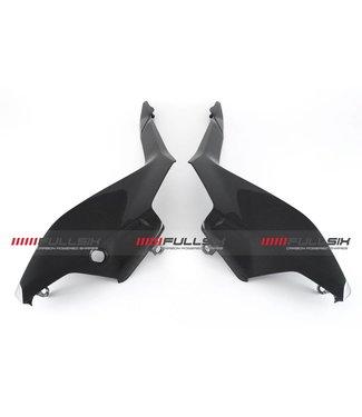 Fullsix Ducati 939 Supersport carbon fibre tank panels