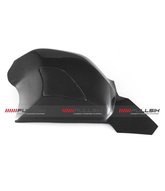 Fullsix Ducati V4 carbon swingarm cover