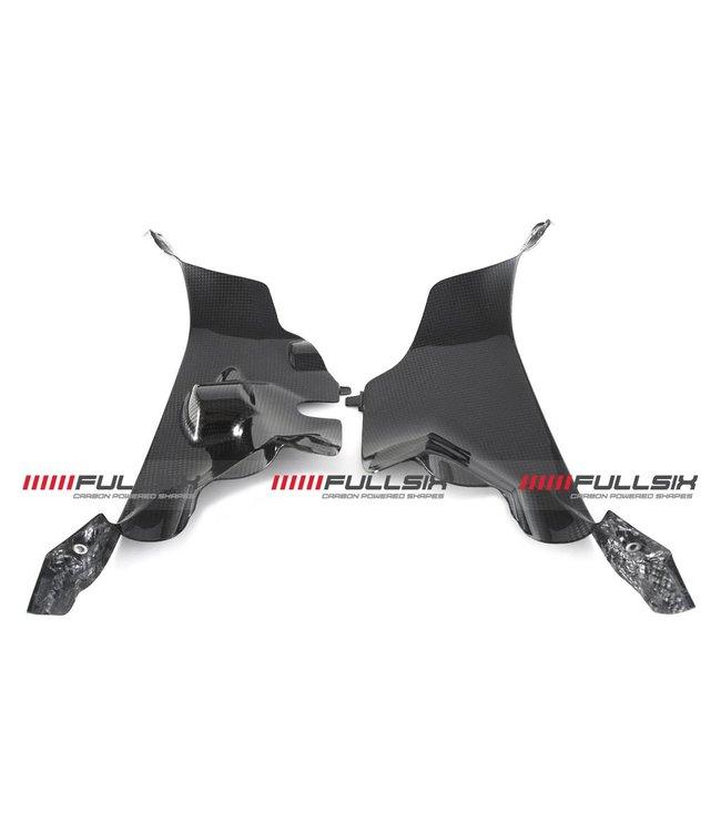 Fullsix Ducati V4 carbon fibre inner fairing upper