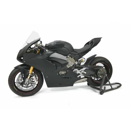 Afix Moto Ducati Panigale V4 glasvezel tankcovers