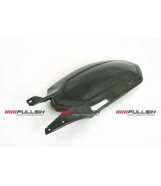 Fullsix Ducati 848/1098/1198 carbon achterspatbord lang