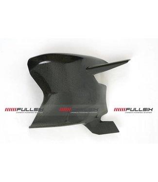 Fullsix Ducati 848/1098/1198 carbon fibre swingarm cover