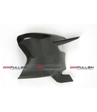 Fullsix Ducati 848/1098/1198 carbon swingarm cover
