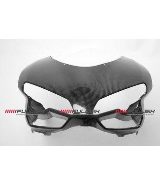 Fullsix Ducati 848/1098/1198 carbon fibre upper fairing street/race