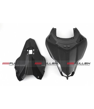 Fullsix Ducati 848/1098/1198 carbon fibre monoseat with undertail