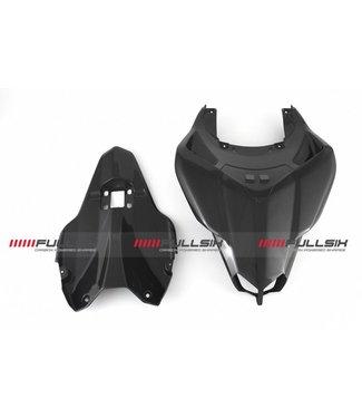 Fullsix Ducati 848/1098/1198 carbon monoseat met undertail