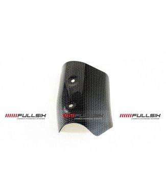 Fullsix Ducati 848/1098/1198 carbon fibre exhaust heat shield 2