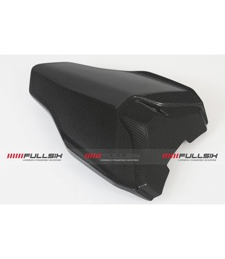Fullsix Ducati 848/1098/1198 carbon fibre seat cover without pad