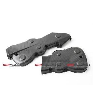 Fullsix Ducati 848/1098/1198 carbon fibre cambelt covers