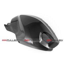 Fullsix Ducati Monster 696/796/1100 carbon tank cover rechter paneel