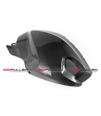 Fullsix Ducati Monster 696/796/1100 carbon tank cover